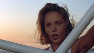 Michelle Rodham Huddleston (played by Brenda Bakke) Hot Shots 2 116