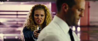Car Jacking Girl (played by Annalynne McCord) The Transporter 2 42