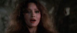 Fatima Blush (played by Barbara Carrera) Never Say Never Again 226