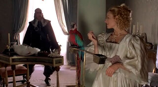 Justine de Winter (played by Kim Cattrall) The Return of the Musketeers 697