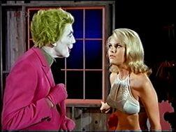 Undine warns Joker Batman's coming