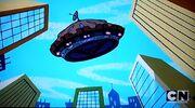 Pie airship