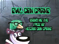 Bring me the Face of Hector Con Carne
