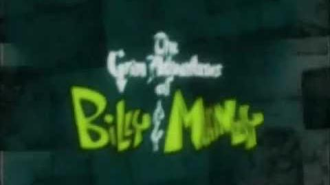 The Grim Adventures of Billy and Mandy Intro