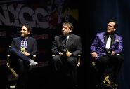 New York Comic Con 2015 - Ash vs Evil Dead event 026