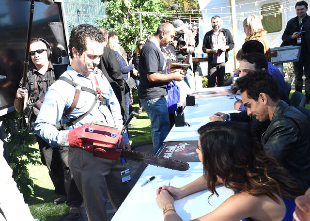 File:New York Comic Con 2015 - Ash vs Evil Dead event 021.jpg