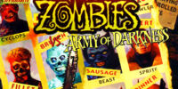 Marvel Zombies Vs. The Army of Darkness