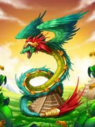 Ds creature quetzalcoatl preview
