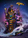 Ds creature anubis preview