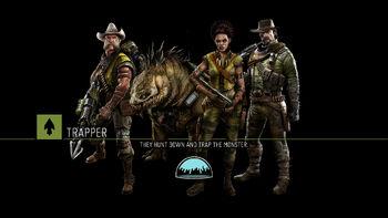 Evolve-Trapper-Hunter