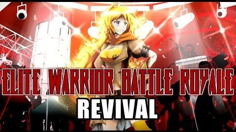 Elite Warrior Battle Royale Revival - Yang Xiao Long