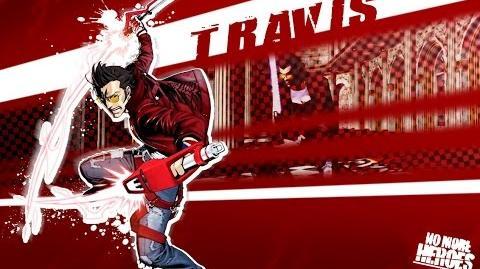Elite Warrior Battle Royale - Travis Touchdown