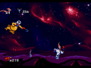 EarthwormJim MegaDrive andy-asteroids-psycrow