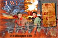 EWF Capital Combat 2008 Poster