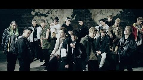 THE RAMPAGE from EXILE TRIBE - FRONTIERS