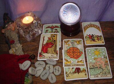 Divination (1)