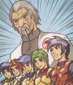 Exo-Force Team