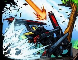 Combat Crawler X22