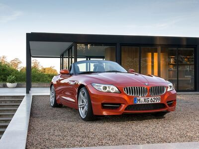 BMW-Z4 Roadster 2014 800x600 wallpaper 02