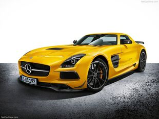 Mercedes-Benz-SLS AMG Black Series 2014 800x600 wallpaper 02