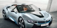 2012 BMW i8 Spyder Concept