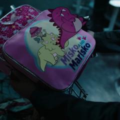 Prax Finds Mei's Backpack
