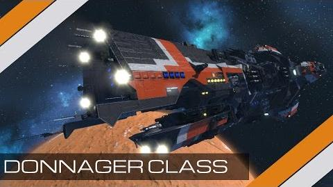 Donnager Class Battleship Re-imagined