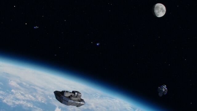 File:UN Dropship approaching shuttle over Earth.jpg