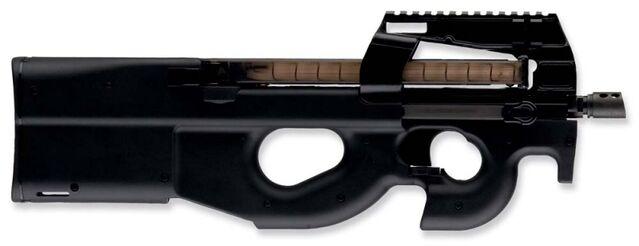 File:800px-FN P90 Triple Rail (TR).jpg