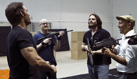 File:JJ Perry on Expendables 3 set training cast.jpg