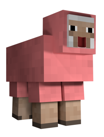 File:Pink Sheep.png