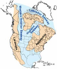 Western interior seaway