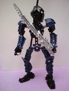 Toa Neurkah with Sword