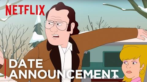 F Is for Family Season 2 Date Announcement Netflix