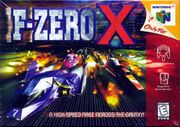 F-ZERO X usa