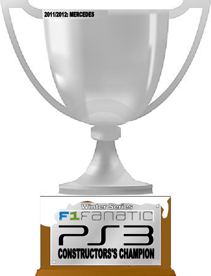 F1F WS Constructors Trophy
