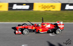 Felipe Massa 2013 Jerez Test