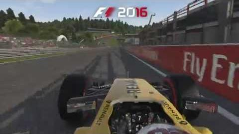 F1 2016 - Spa Hot Lap