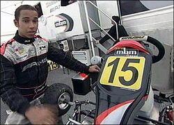 Hamilton Karting 2000