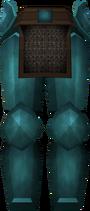 Rune platelegs detail