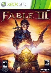 Fable 3 Box Art High Res