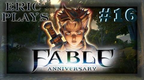 Fable Anniversary 16 Prison Escape