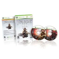 Fable II Limited Collectors Edition