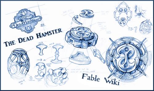 Dead Hamster Fable Wiki Blueprints