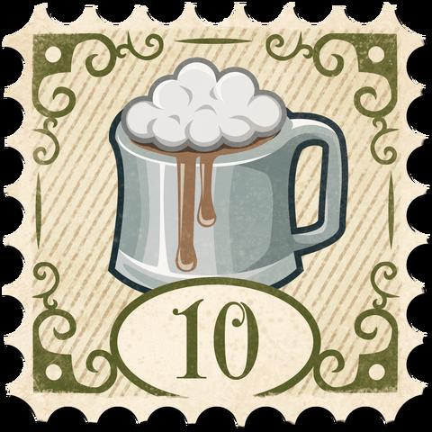 File:Stamp Drinking Game Villager.png