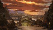 Fable 3 Auroran City unused