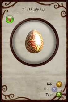 The Dingly Egg