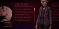 Ichabod Crane (Video Game) Gallery