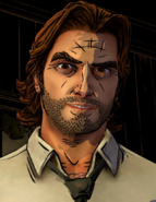 CW Bigby With Colin