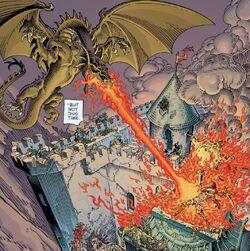 Redcross Knight Death